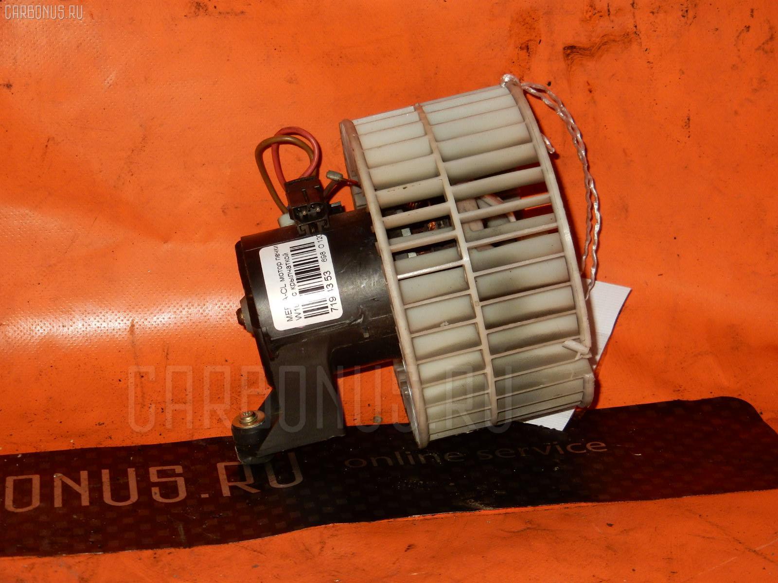 Мотор печки Mercedes-benz A-class W168.033 Фото 1