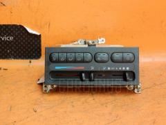 Блок управления климатконтроля Mitsubishi Delica space gear PE8W 4M40 Фото 2
