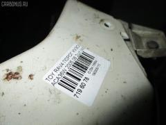Порог кузова пластиковый ( обвес ) на Toyota Rav4 ACA36W Фото 7