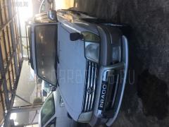 Радиатор ДВС на Toyota Land Cruiser Prado VZJ95W 5VZ-FE Фото 8