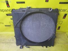 Радиатор ДВС на Toyota Land Cruiser Prado VZJ95W 5VZ-FE Фото 2