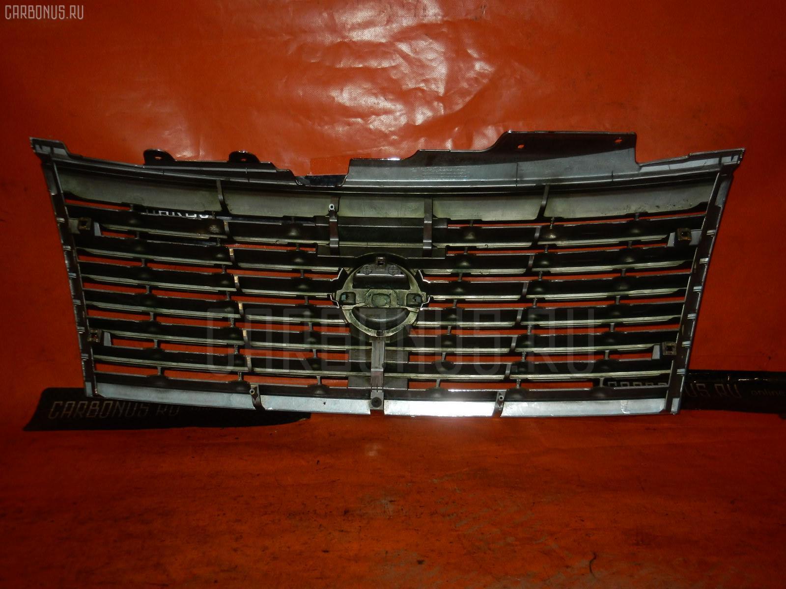 Решетка радиатора NISSAN ELGRAND NE51. Фото 9
