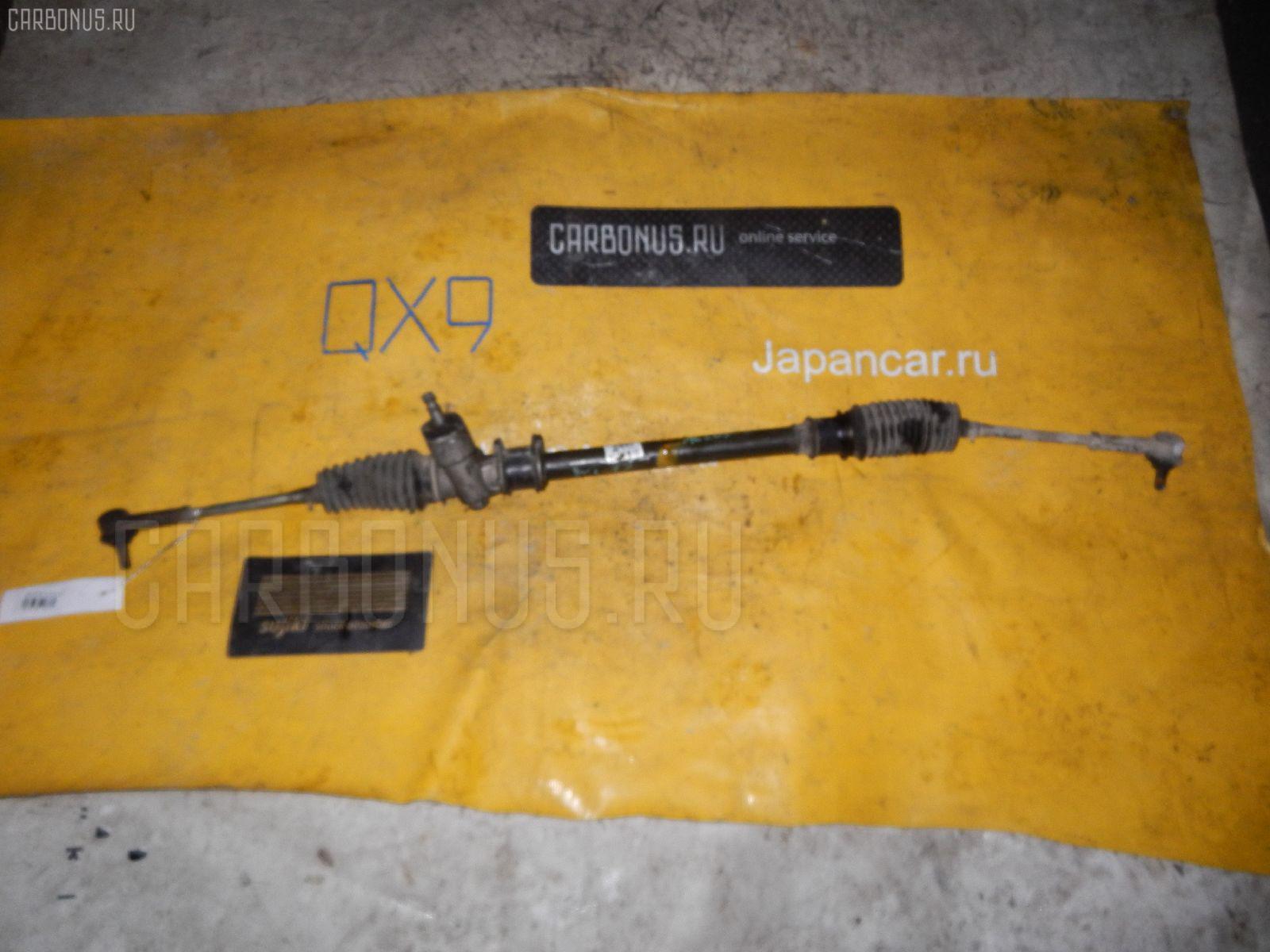 Рулевая рейка SUZUKI WAGON R MC22S K6A. Фото 5