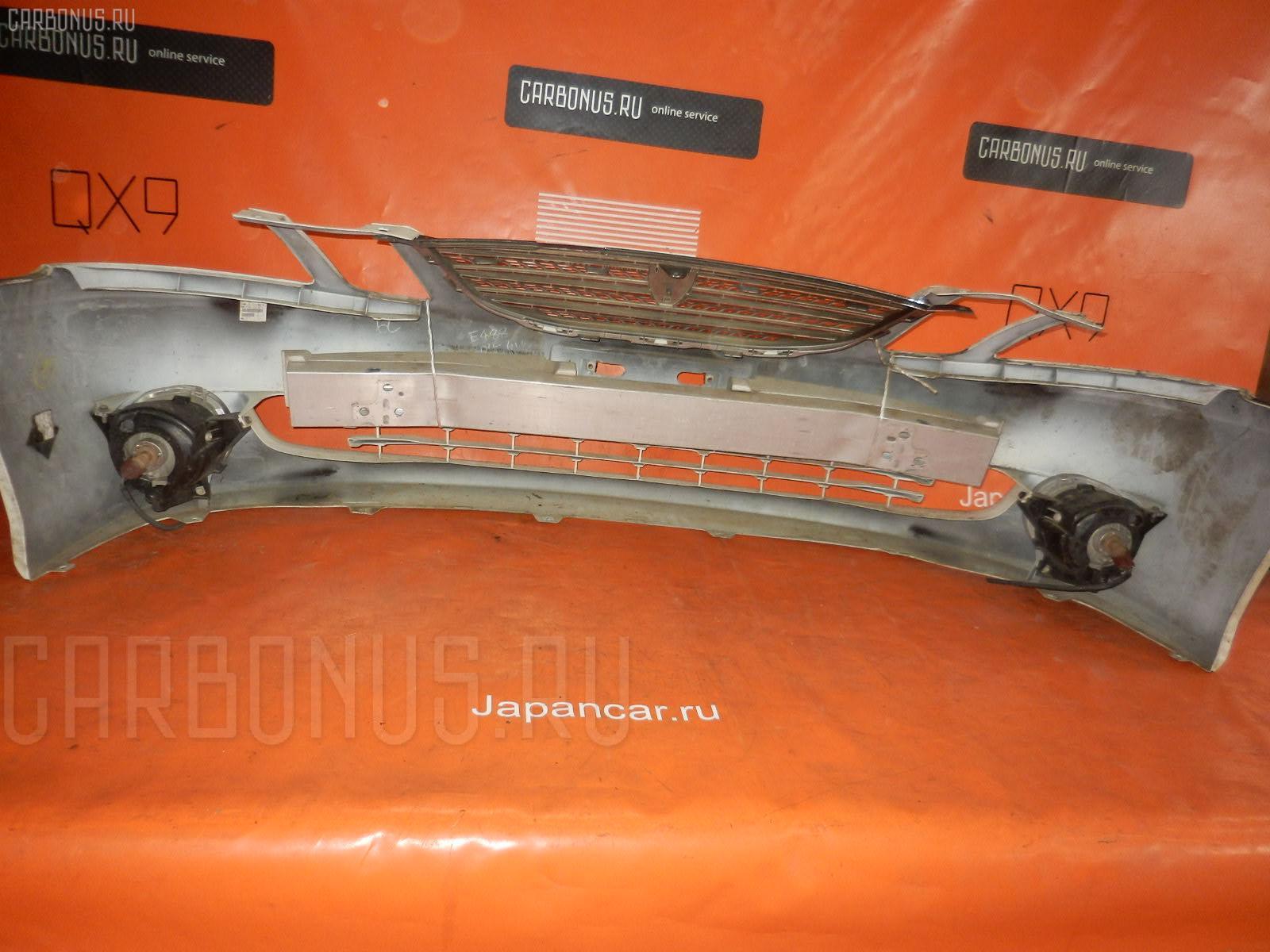 Бампер TOYOTA MARK II BLIT GX110W Фото 3