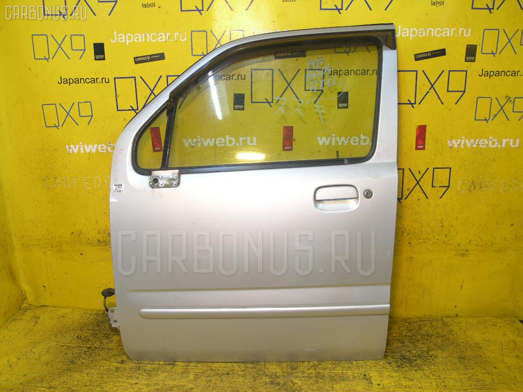 Дверь боковая SUZUKI WAGON R SOLIO MA34S Фото 1