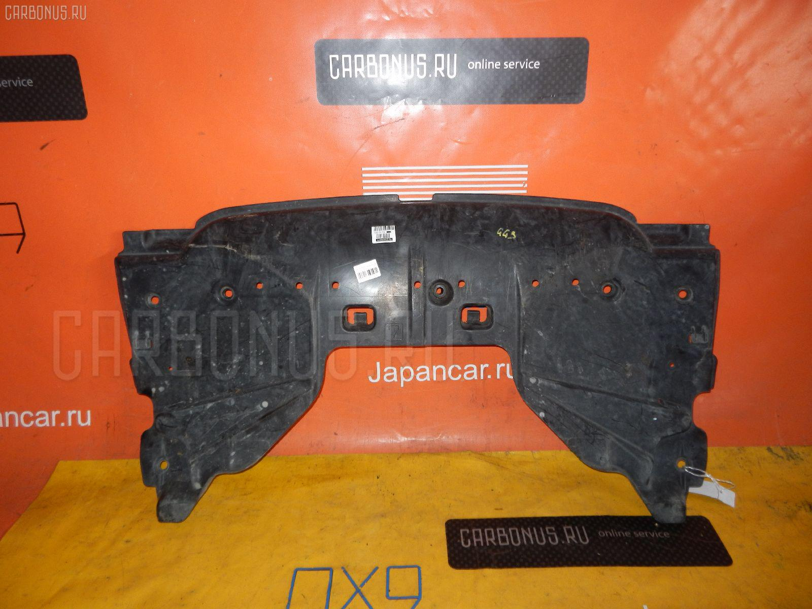 Защита двигателя SUBARU IMPREZA GG3 EJ15 Фото 1