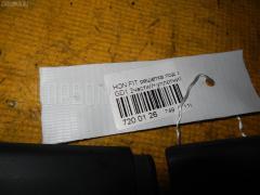 Решетка под лобовое стекло Honda Fit GD1 Фото 4