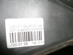 Решетка под лобовое стекло Honda Fit GD1 Фото 3
