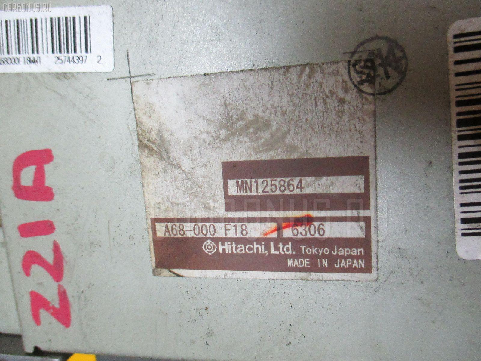 Блок управления электроусилителем руля Mitsubishi Colt plus Z21W Фото 1
