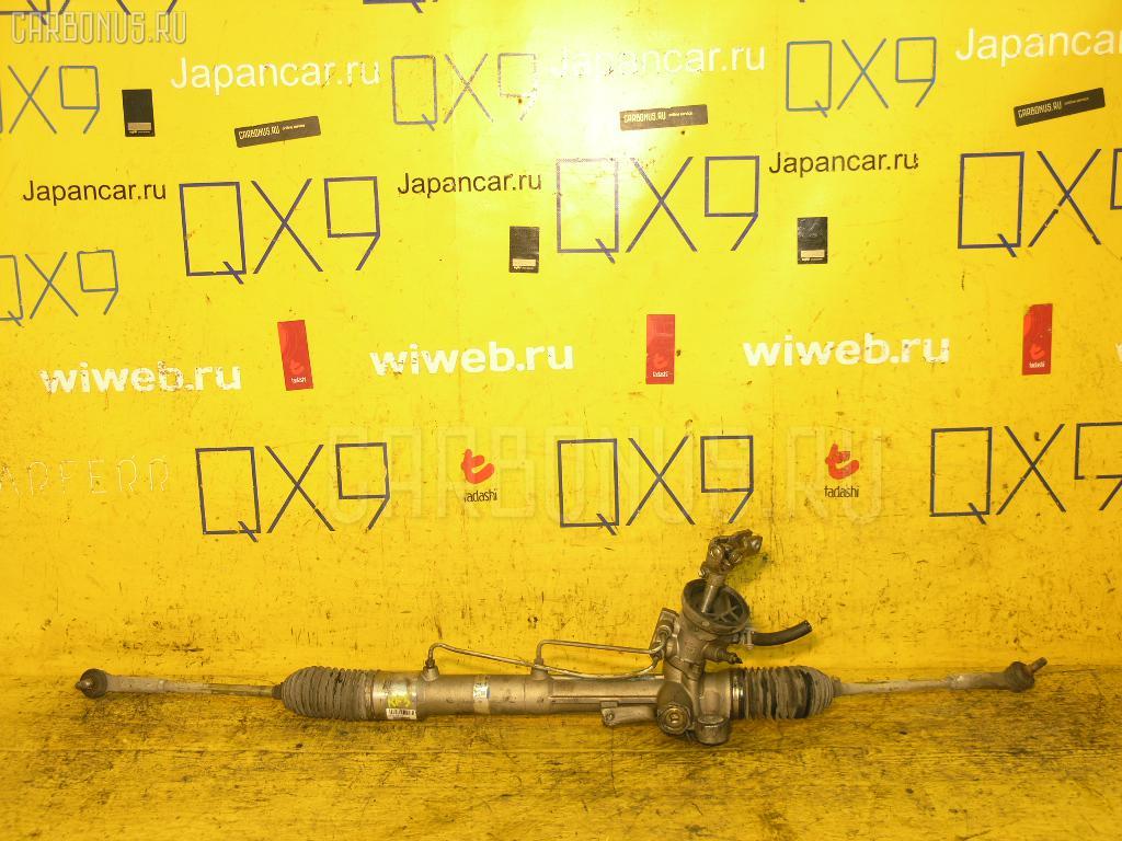 Рулевая рейка HONDA STEPWGN RF5 K20A. Фото 10