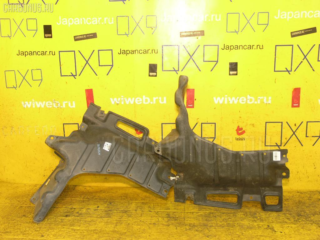 Защита двигателя TOYOTA PRIUS NHW11 1NZ-FXE Фото 1