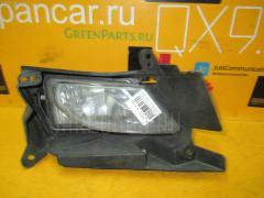 Туманка бамперная Mazda Axela sport BL5FW Фото 2