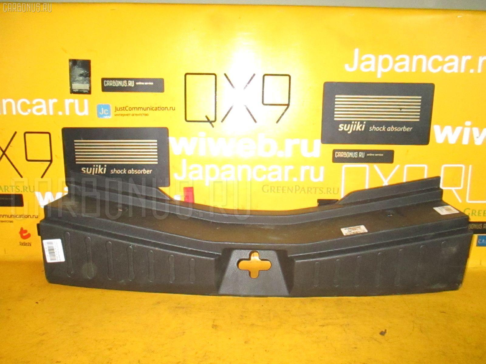Обшивка багажника NISSAN NOTE E12 Фото 1