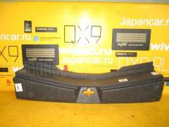 Обшивка багажника на Nissan Note E12 Фото 2