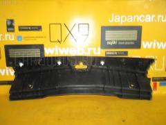 Обшивка багажника на Nissan Note E12 Фото 1