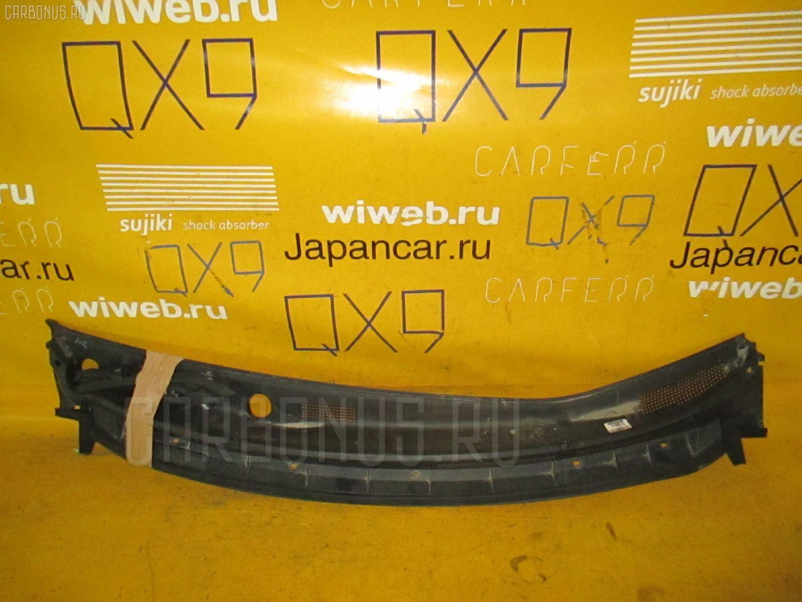 Решетка под лобовое стекло NISSAN NOTE E12 Фото 1