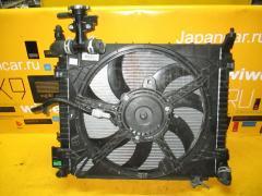 Радиатор ДВС NISSAN NOTE E12 HR12DDR Фото 3