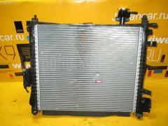Радиатор ДВС NISSAN NOTE E12 HR12DDR Фото 5