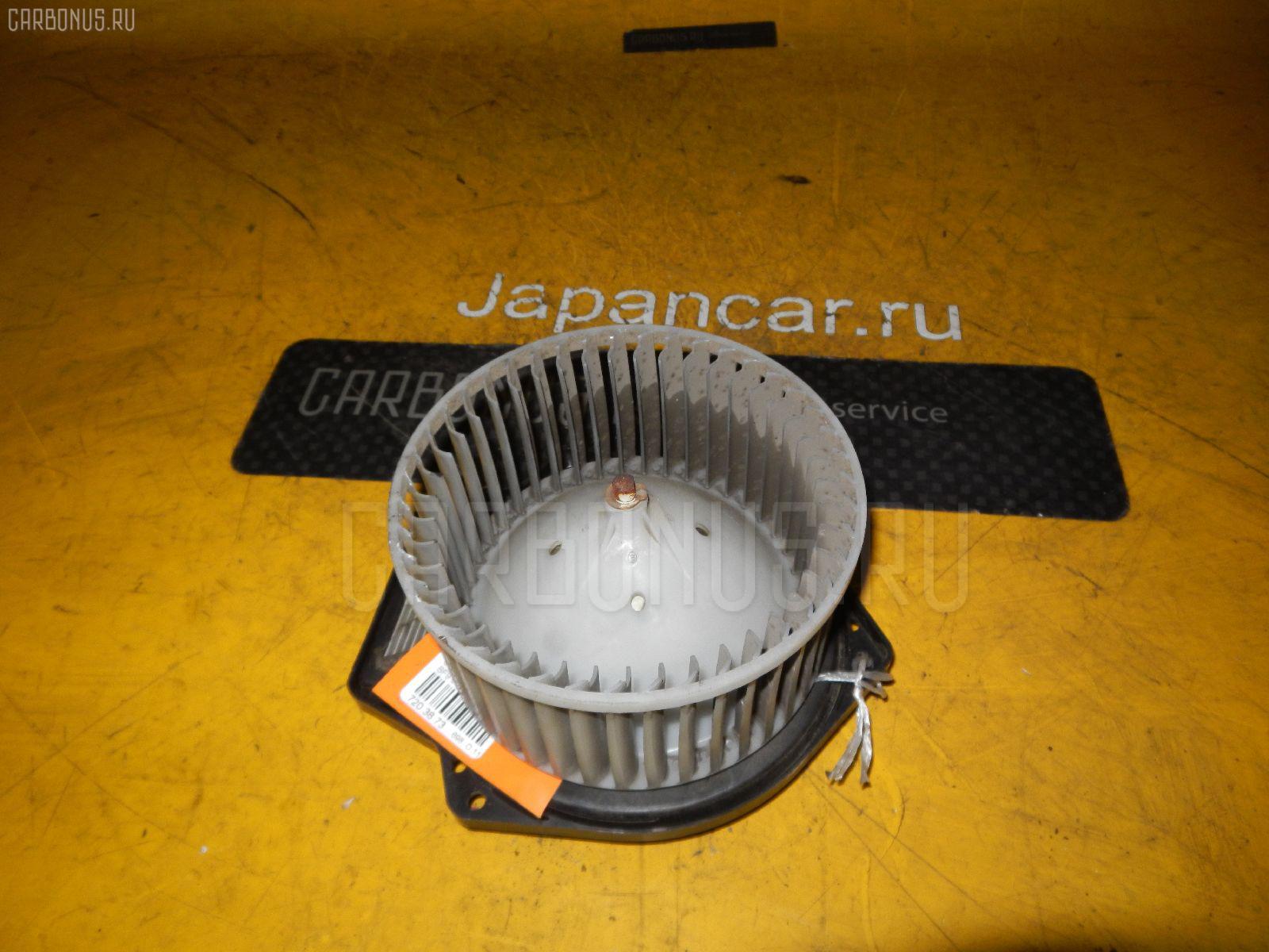 Мотор печки SUBARU FORESTER SF9. Фото 3