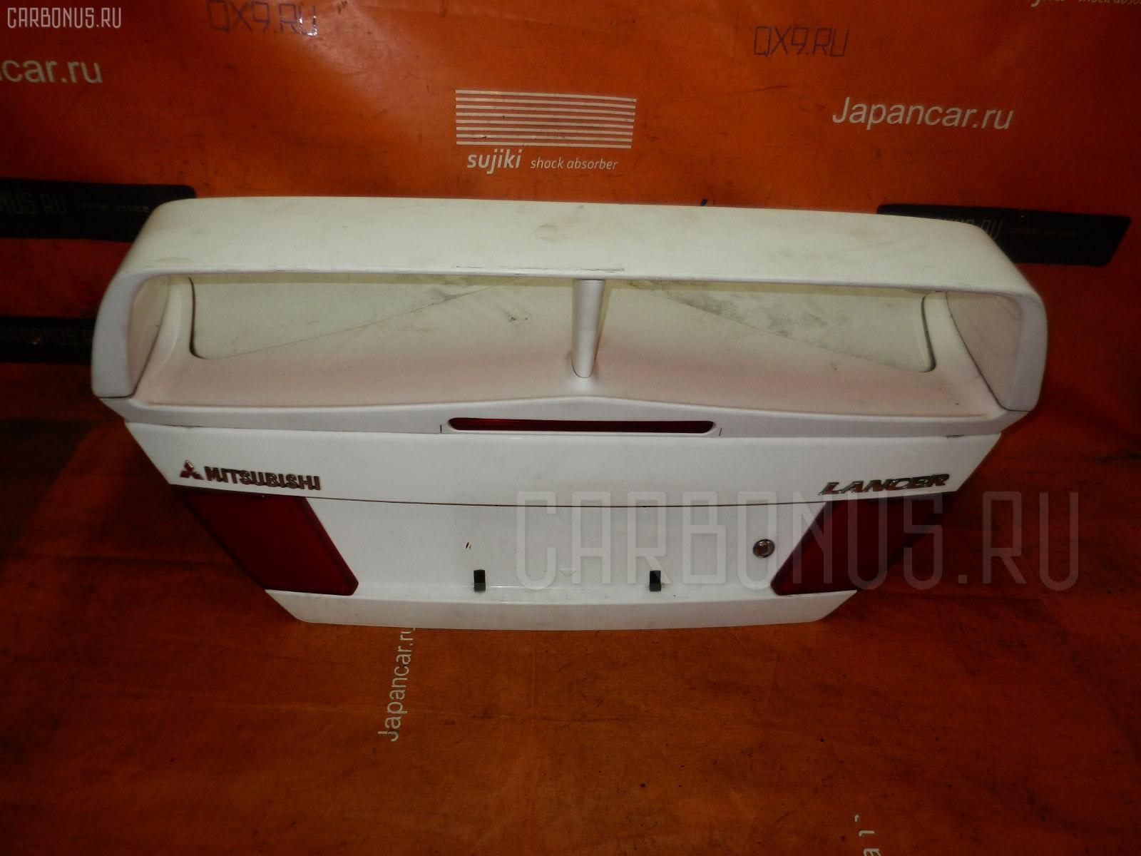Крышка багажника MITSUBISHI LANCER CN9A Фото 1