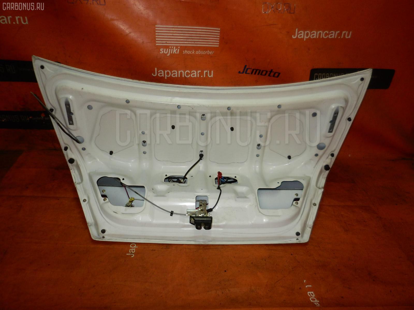 Крышка багажника MITSUBISHI LANCER CN9A Фото 3
