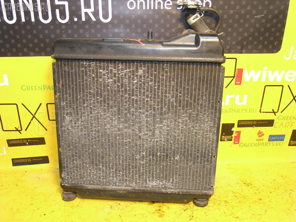 Радиатор ДВС HONDA FIT GD3 L15A. Фото 11