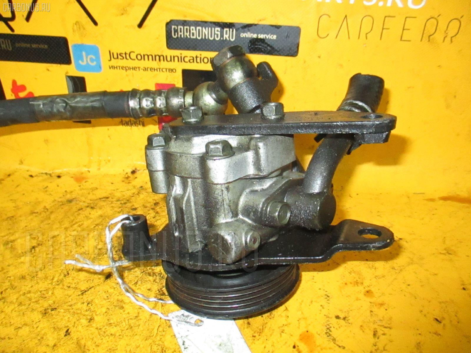 Гидроусилитель NISSAN MARCH K11 CG10DE. Фото 2
