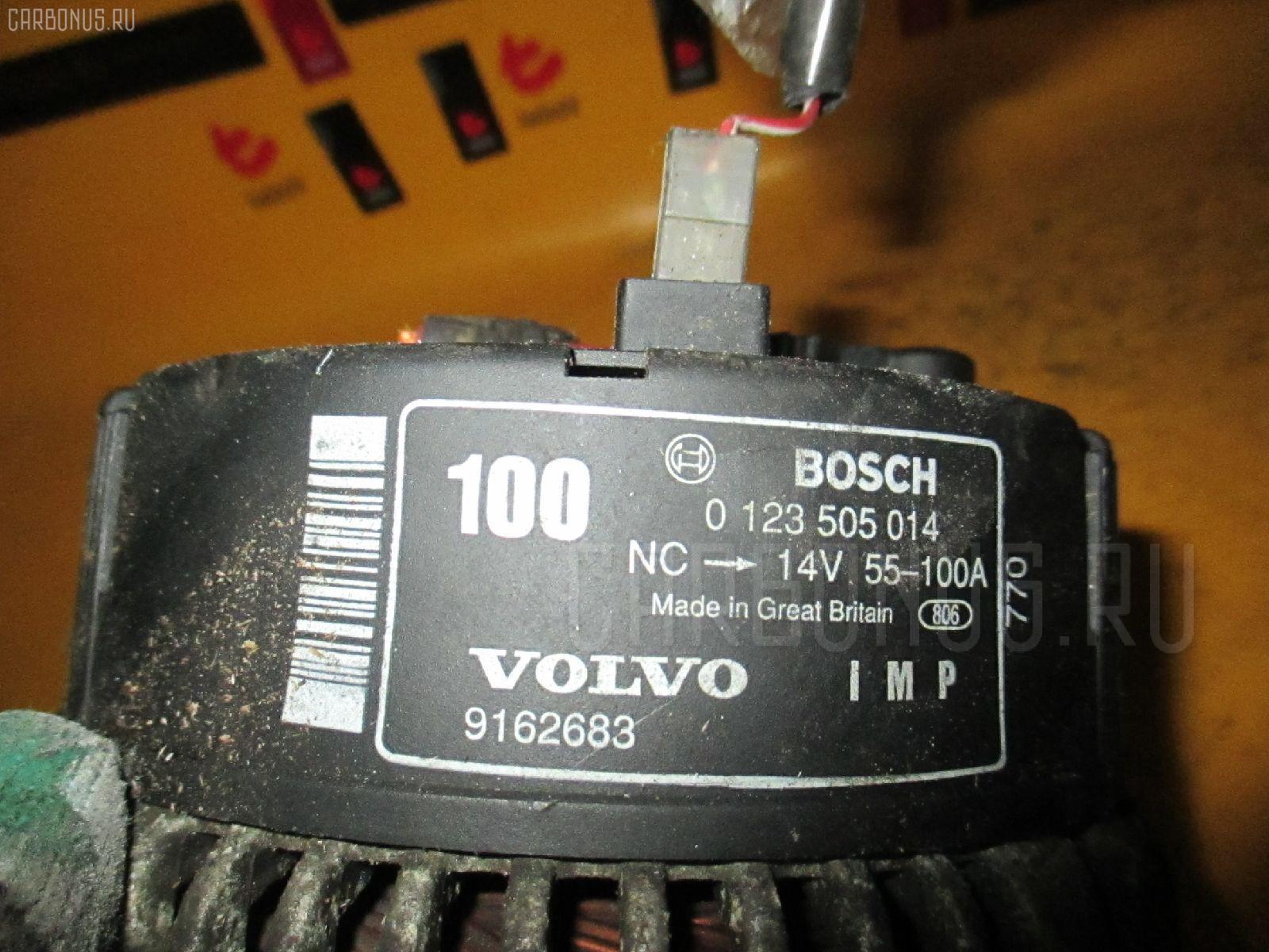 Генератор VOLVO V70 I LW B5254S Фото 1