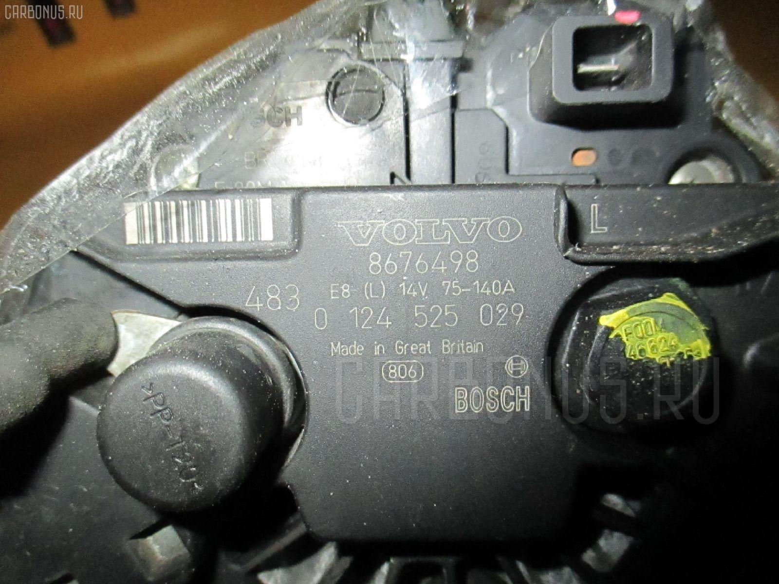 Генератор VOLVO V70 II SW B5244S Фото 1