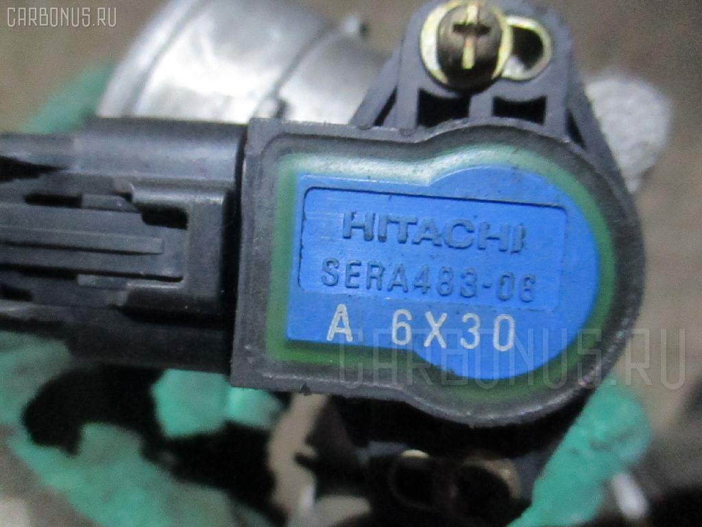 Дроссельная заслонка SUBARU LEGACY WAGON BG5 EJ20. Фото 3