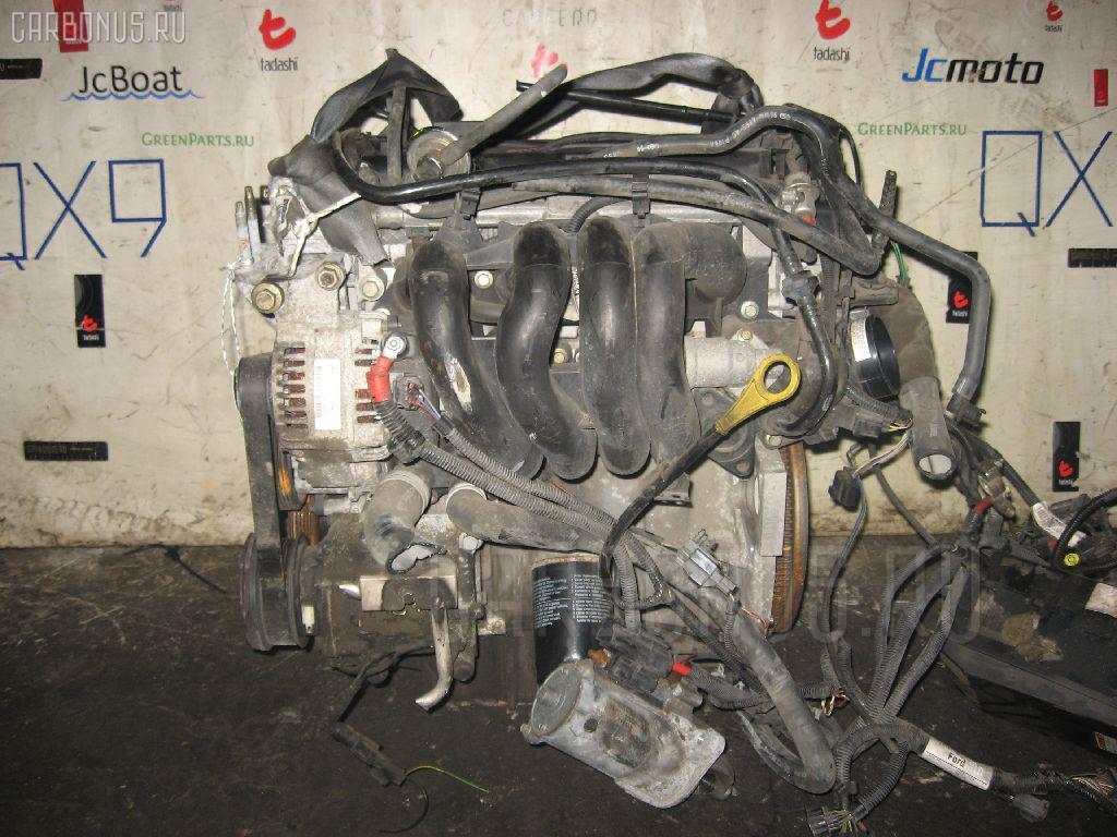 Двигатель FORD FOCUS WF0FYD FYDA. Фото 4