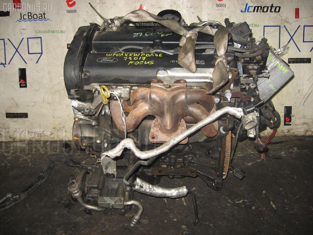 Двигатель FORD FOCUS WF0EDD EDDF Фото 2