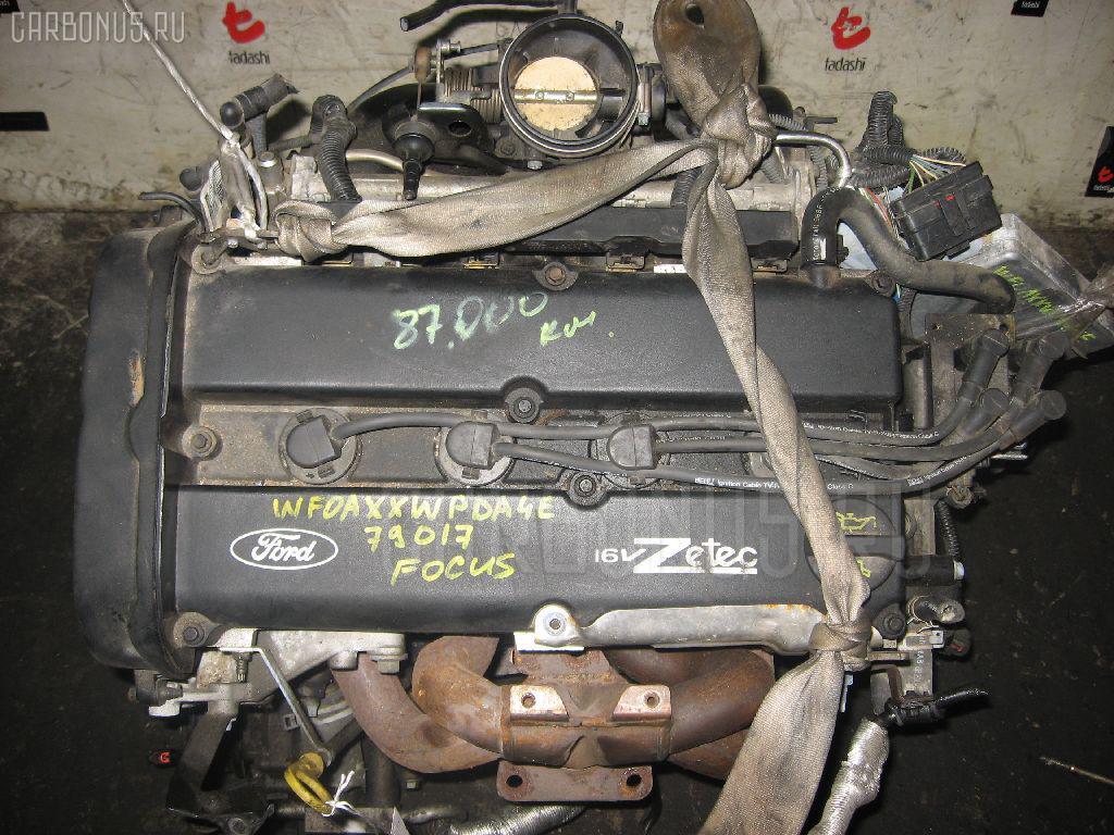 Двигатель FORD FOCUS WF0EDD EDDF Фото 5