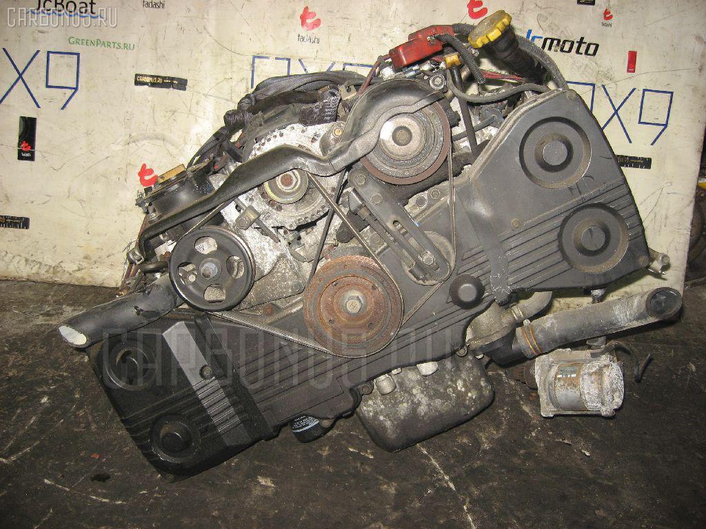 Двигатель SUBARU LEGACY WAGON BG5 EJ20D. Фото 10