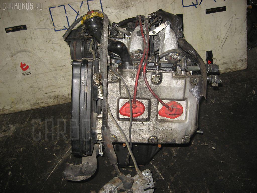 Двигатель SUBARU LEGACY WAGON BG5 EJ20D. Фото 11
