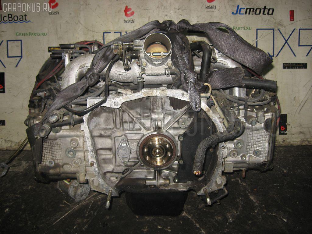 Двигатель SUBARU LEGACY WAGON BG5 EJ20D Фото 3