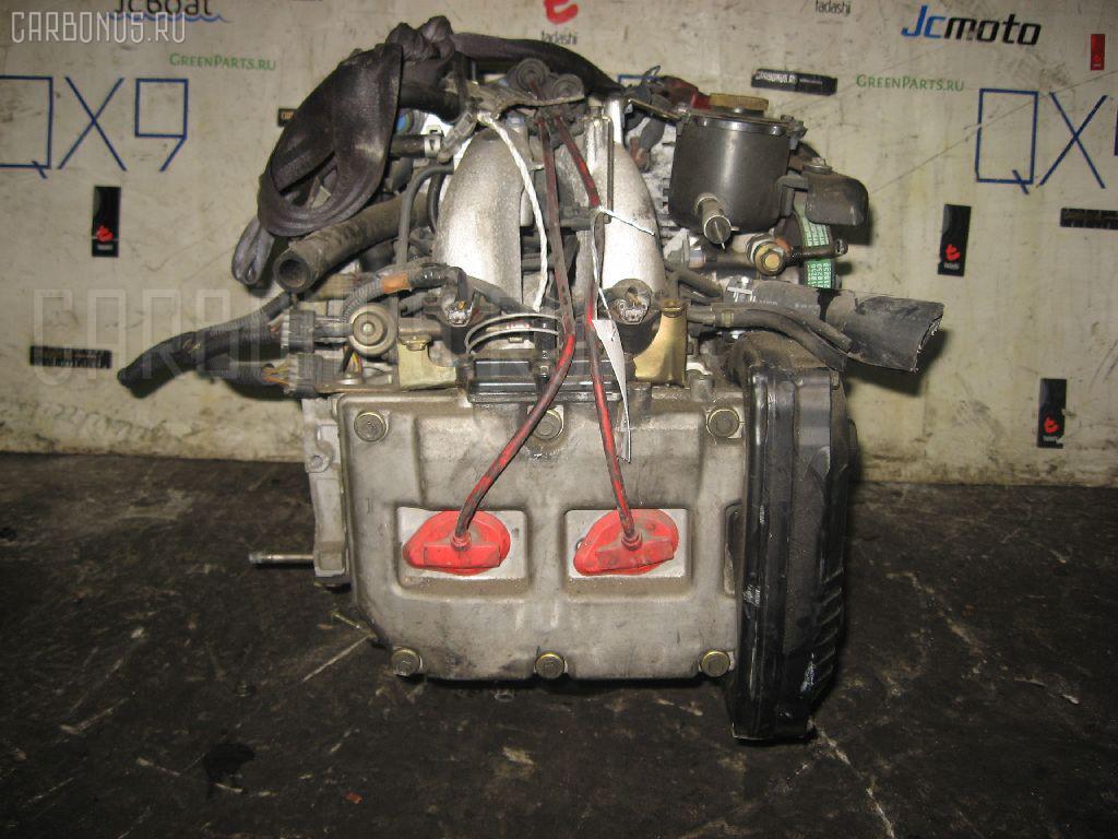 Двигатель SUBARU LEGACY WAGON BG5 EJ20D Фото 4