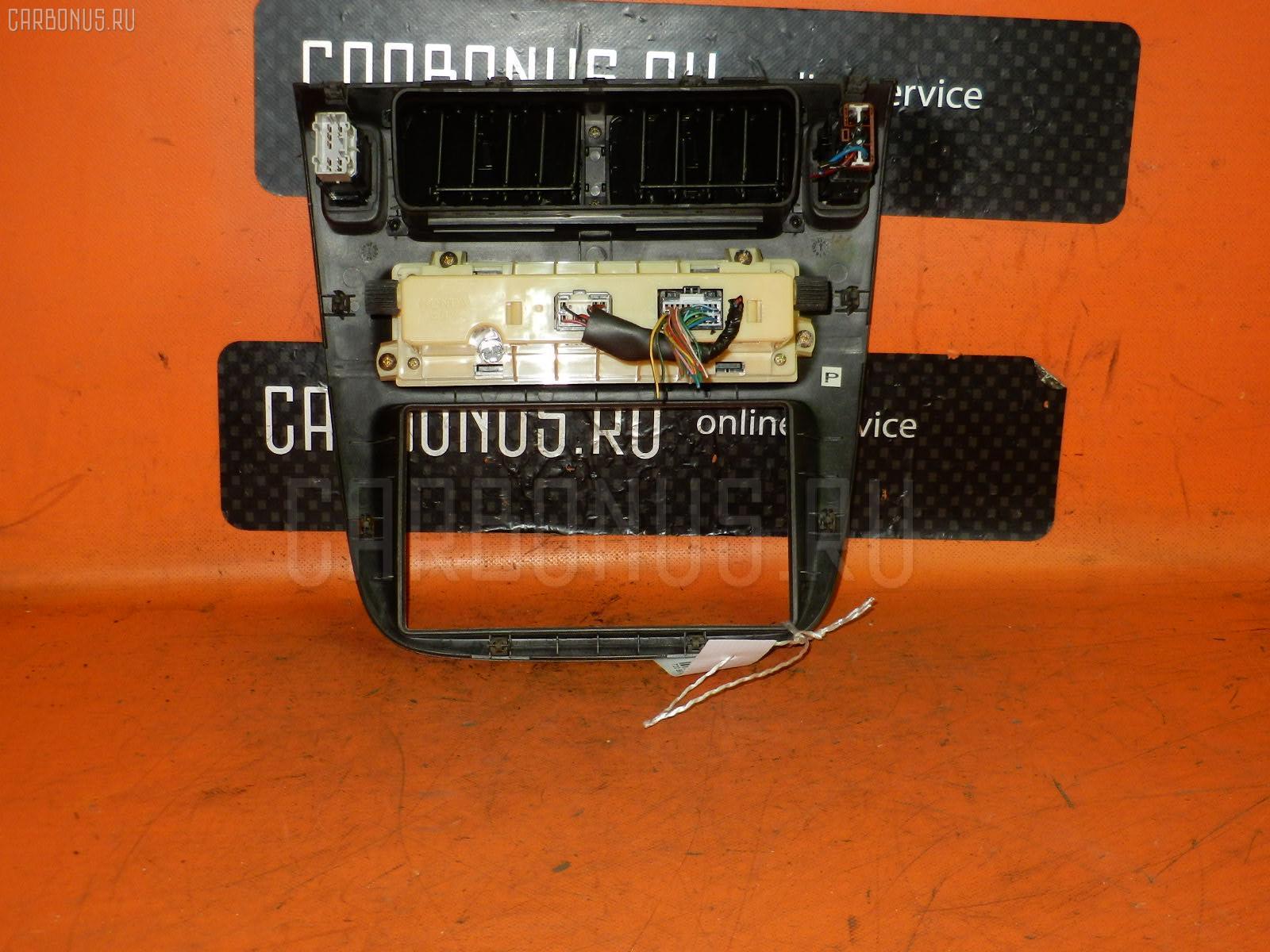 Блок управления климатконтроля Honda Hr-v GH2 D16A Фото 1