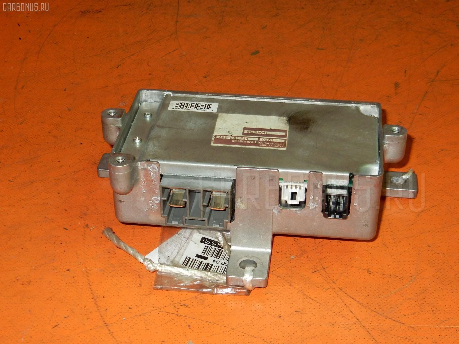 Блок управления электроусилителем руля MITSUBISHI COLT Z25A 4G19. Фото 10