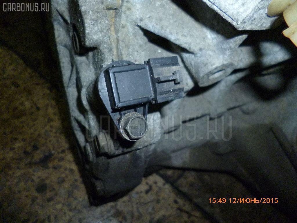 КПП автоматическая NISSAN BASSARA JU30 KA24DE. Фото 9