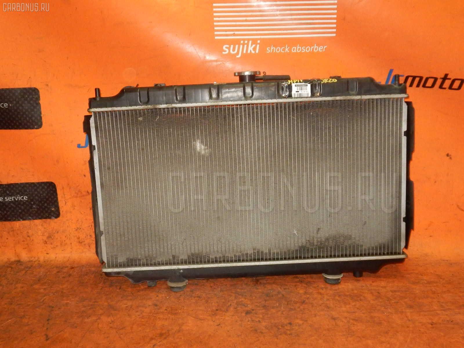 Радиатор ДВС NISSAN PRIMERA HP11 SR20DE. Фото 7