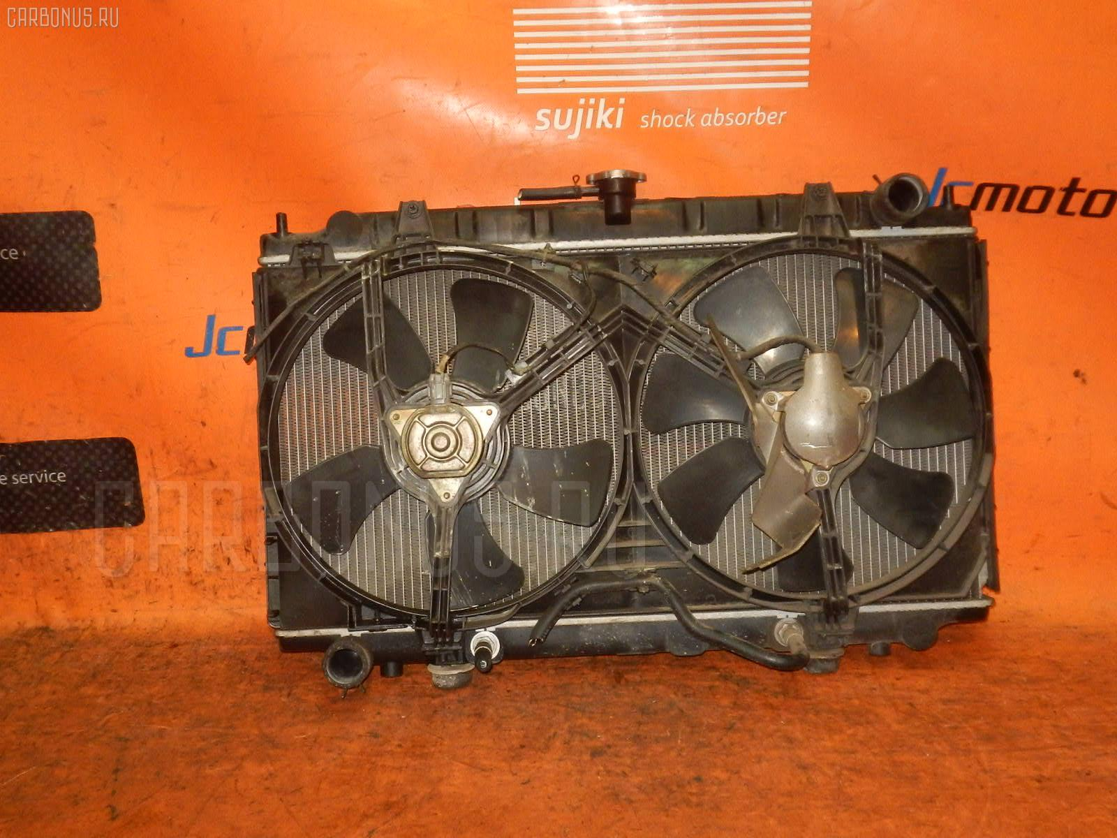 Радиатор ДВС NISSAN PRIMERA HP11 SR20DE. Фото 6