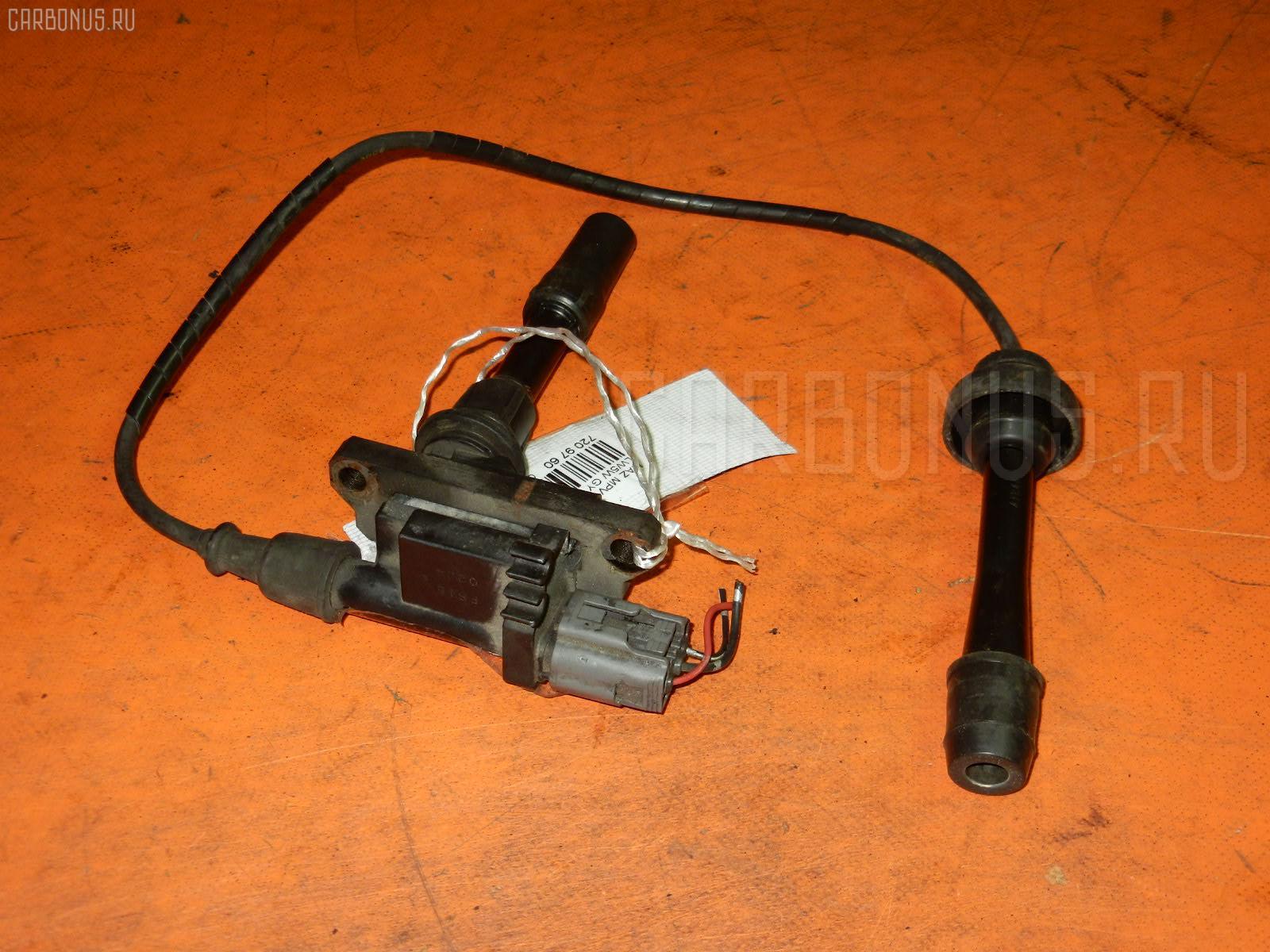 Катушка зажигания MAZDA MPV LW5W GY. Фото 9
