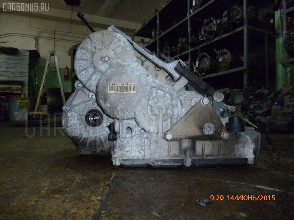КПП автоматическая MERCEDES-BENZ A-CLASS W168.133 166.960 Фото 7