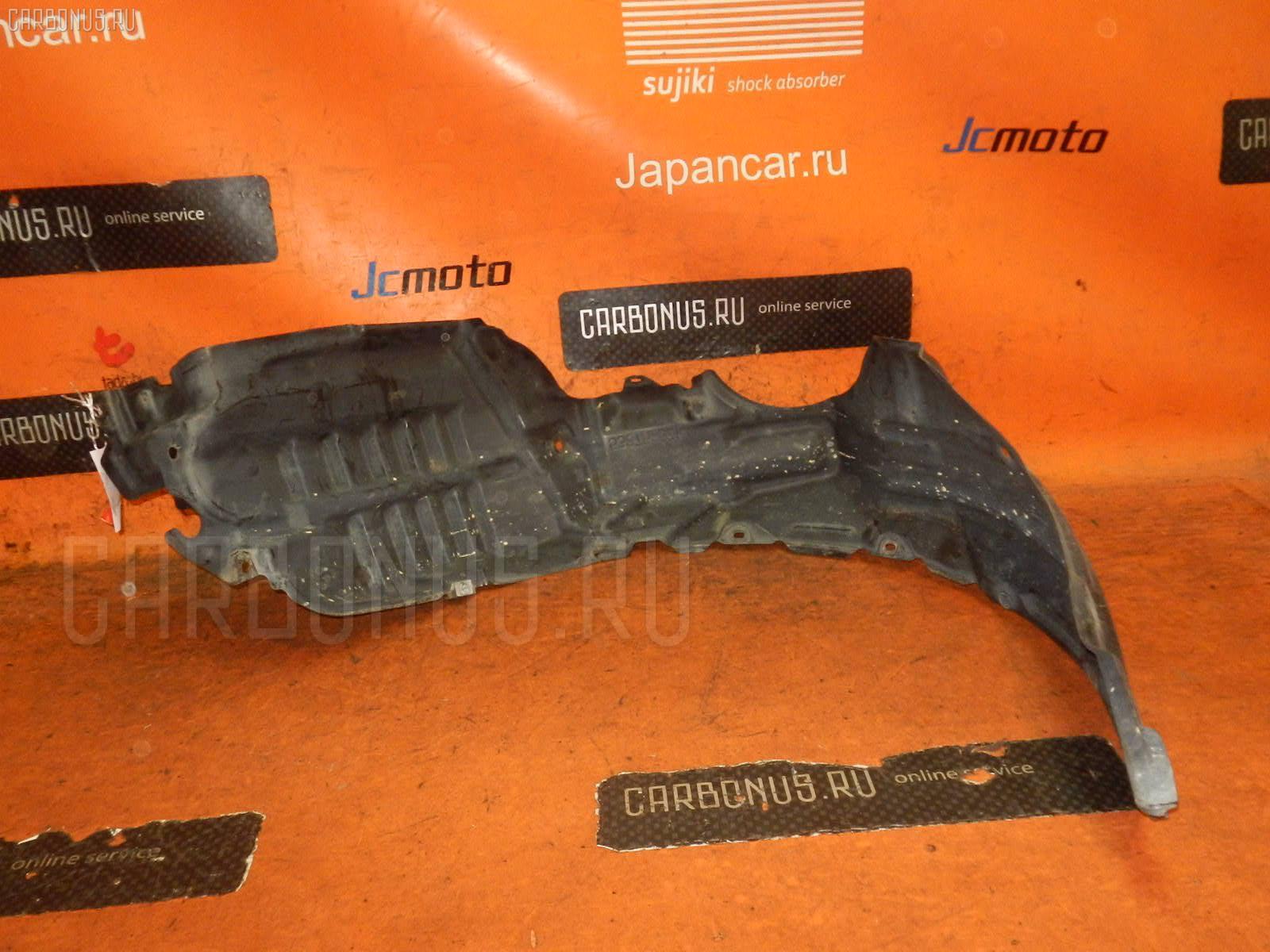 Подкрылок TOYOTA PORTE NNP10. Фото 4