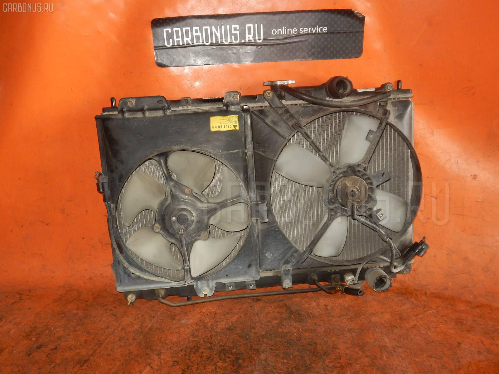 Радиатор ДВС MITSUBISHI LIBERO CB1V 4G13. Фото 5