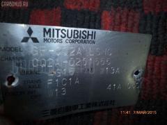 б/у КПП автоматическая MITSUBISHI MIRAGE DINGO CQ2A 4G15