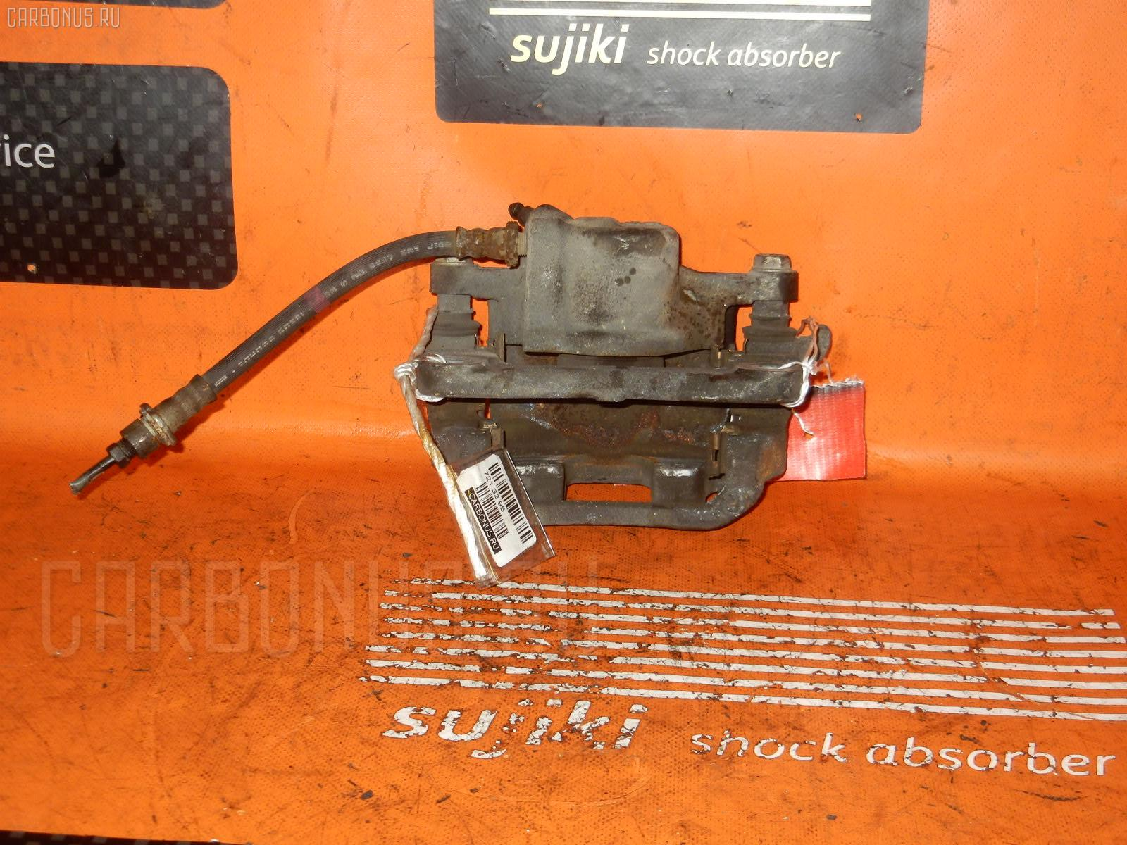 Суппорт TOYOTA ESTIMA MCR40W 1MZ-FE. Фото 8