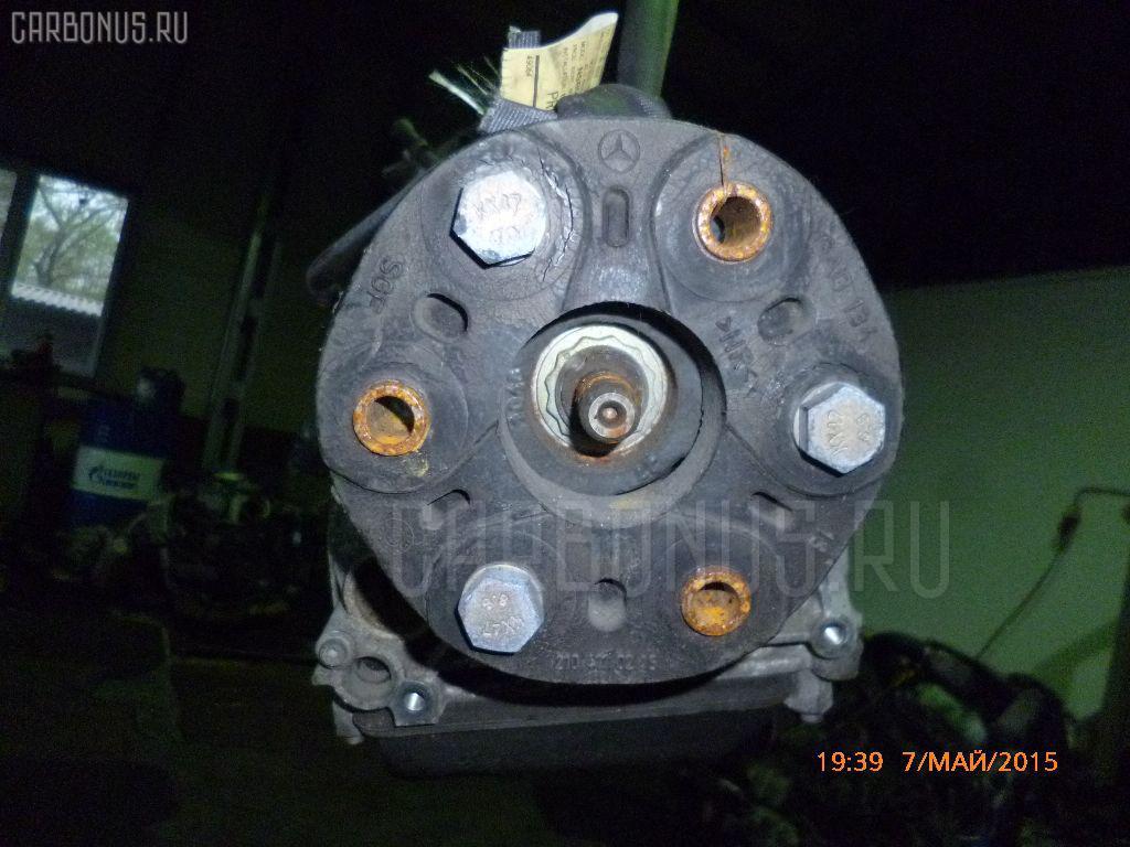 КПП автоматическая MERCEDES-BENZ S-CLASS W220.175 113.986 Фото 5