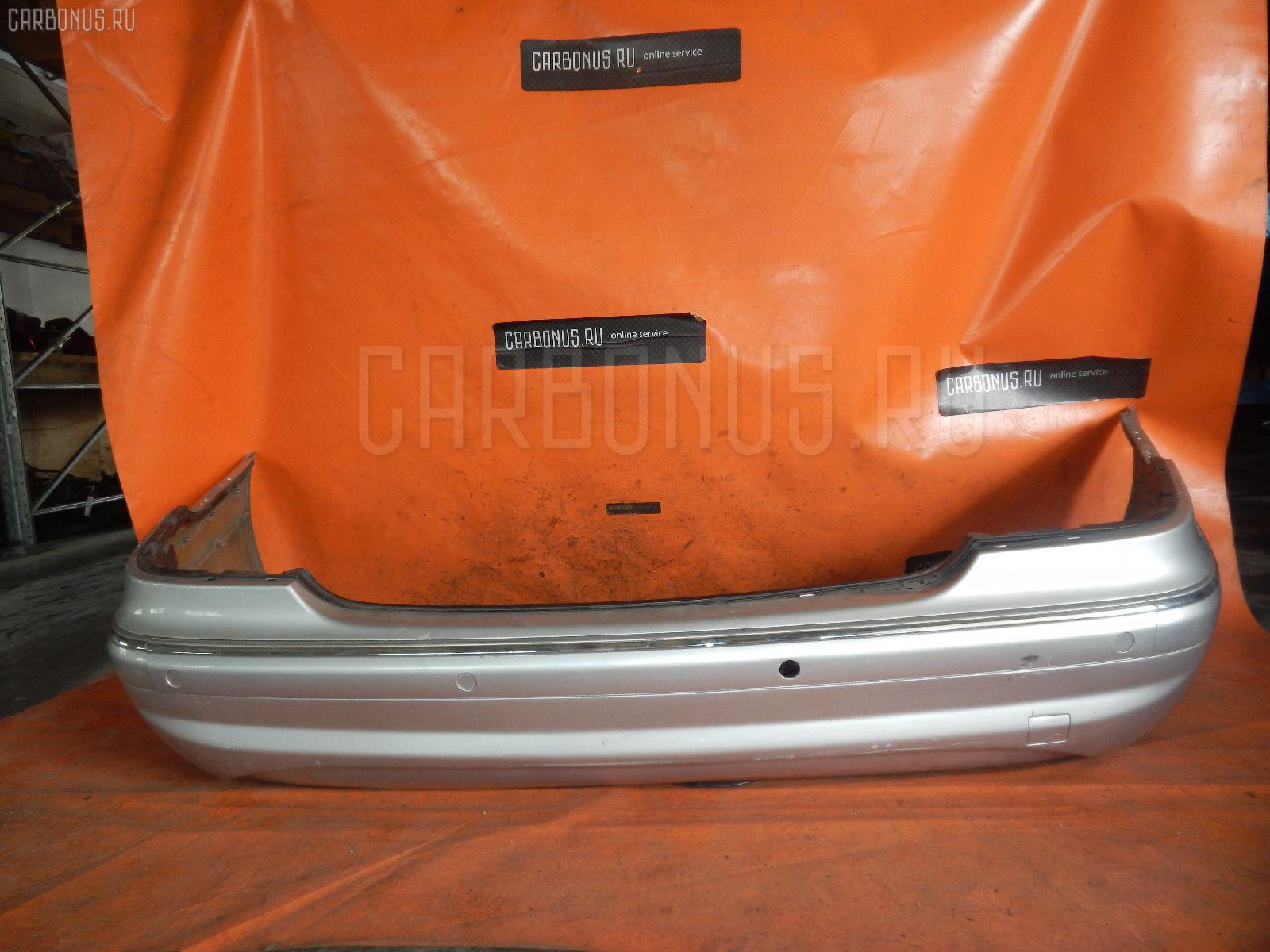 Бампер MERCEDES-BENZ S-CLASS W220.175 Фото 1